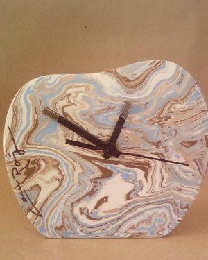 reloj neriage azul negro