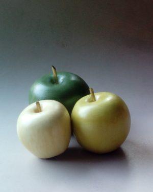 juego manzanas verdes