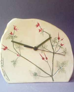 reloj geranio silvestre